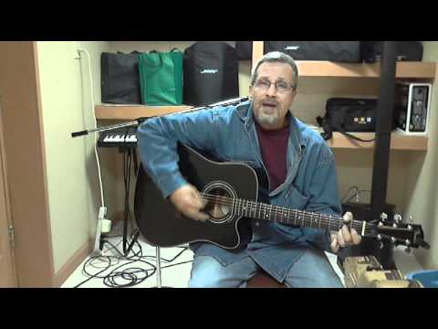 Charlie Rich - The Most Beautiful Girl In The World  (acoustic Cover) video