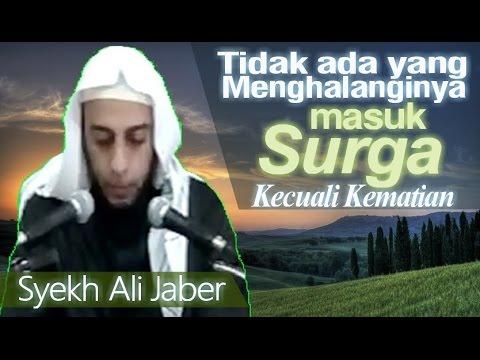 Membaca Ayat Kursi Setelah Sholat - Ceramah Syekh Ali Jaber