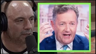 Joe Rogan on Piers Morgan's Tweet About the Big Bang