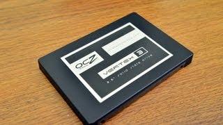 OCZ Technology Vertex 3 120GB SSD Review