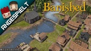 Angespielt: BANISHED [FullHD] [deutsch]