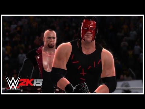 Wwe 2k15 - Brothers Of Destruction Entrance! (undertaker & Kane) video
