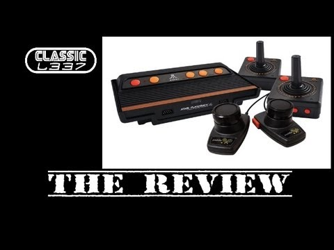 Atari Flashback 4: 40th Anniversary Deluxe Edition [REVIEW]