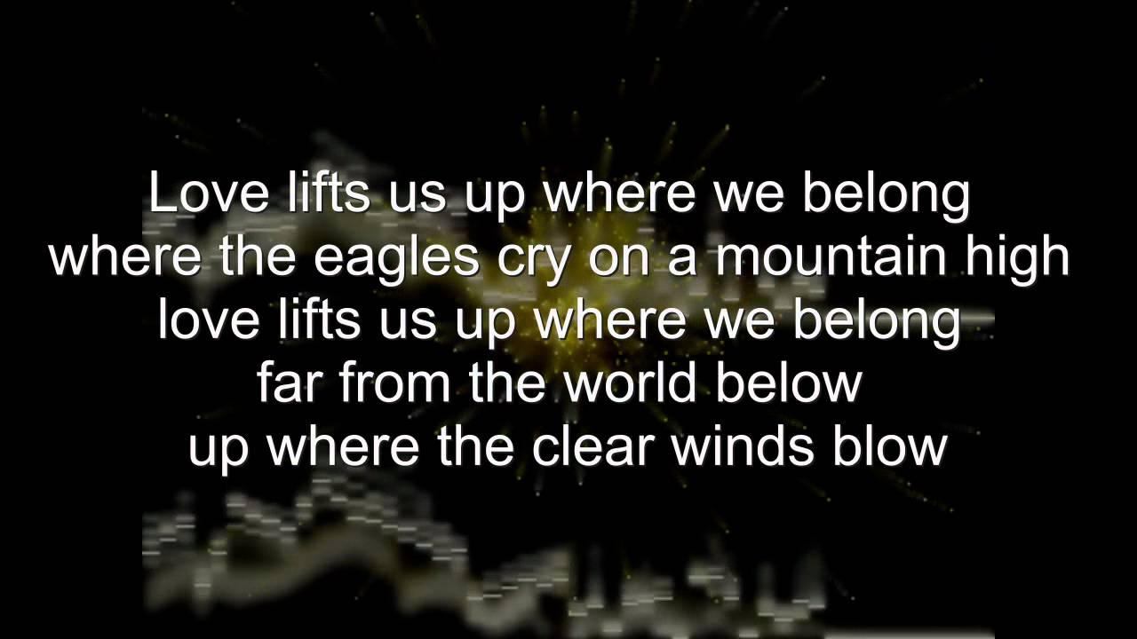 We Belong- Pat Benatar (Official Lyrics) - YouTube