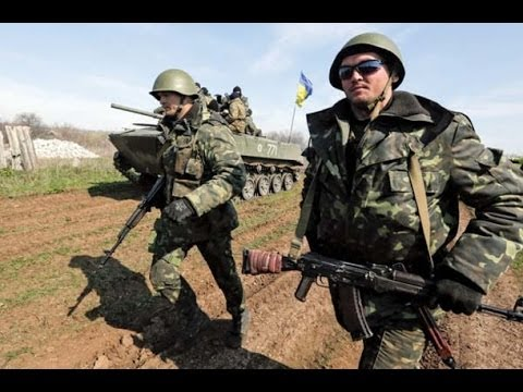 Chechen Soldiers Fighting For Pro-Russia Separatists In Ukraine
