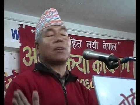 Dev Gurung,Shakti Bahadur Basnet Raghuji Pant.