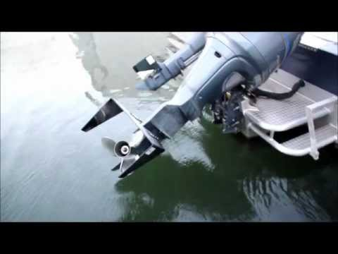 How outboard motor fins work uncle norm 39 s marine for Fin for boat motor