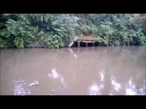 Hurricane Bertha 2014 hits Brum, UK