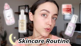 HOW I KEEP MY SKIN CLEAR/ SMOOTH + My Fav Products (for night time)
