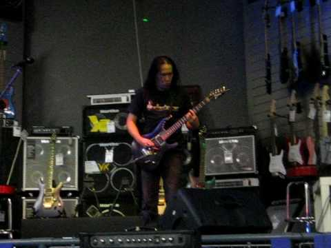 Herman Li Guitar Kick