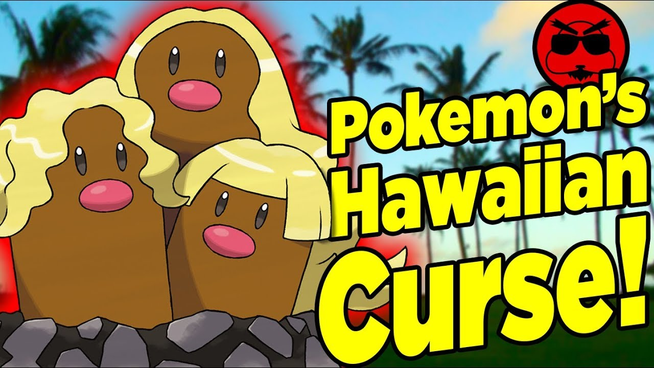 Is Pokemon's Alola Dugtrio CURSED?  (Pokemon Ultra Sun and Ultra Moon) | Culture Shock