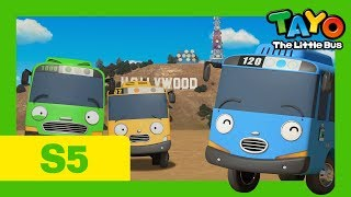 Tayo S5 EP15 l The little buses go to America Part 1 l Tayo the Little Bus