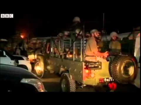 Islamist terrorists attack Karachi Pakistans Jinnah International Airport 13 killed