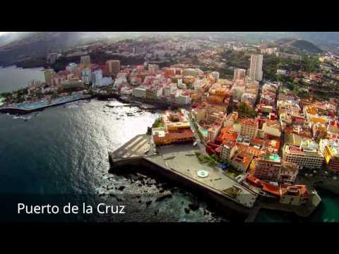 Places to see in ( Puerto de la Cruz - Spain )