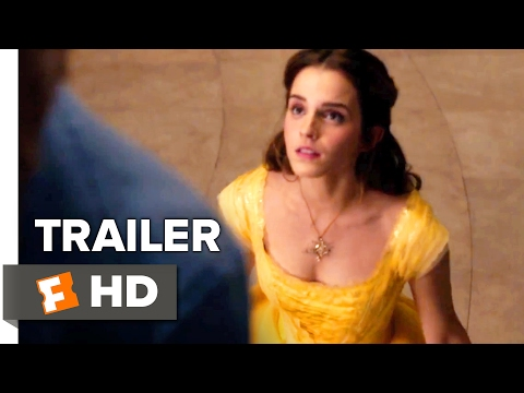 Beauty and the Beast Trailer #2 (2017)   Movieclips Trailers