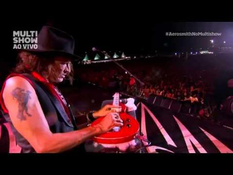 Aerosmith - Rag Doll (Live Monsters Of Rock 2013)