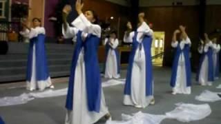 Danza Cristiana Perfume a Tus Pies 05:12