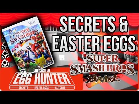 The Easter Egg Hunter: Super Smash Bros Brawl Secrets