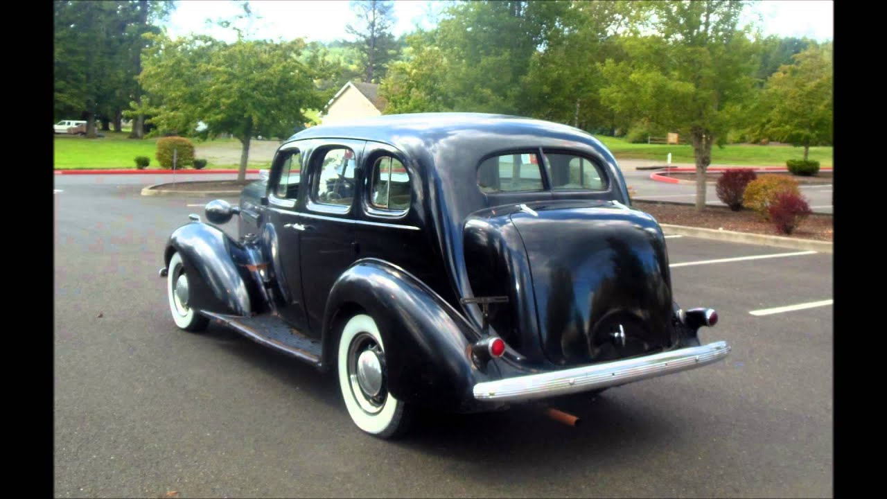 1936 buick special 40 youtube for 1936 buick 4 door sedan