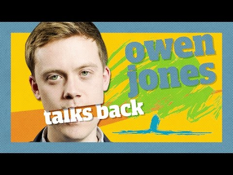 Are the Tories 'scum'? Am I a shill? Socks and sandals? | Owen Jones talks back