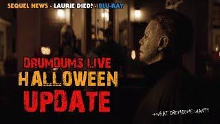DRUMDUMS LIVE HALLOWEEN UPDATE (Sequel, Original Ending, Blu-ray)