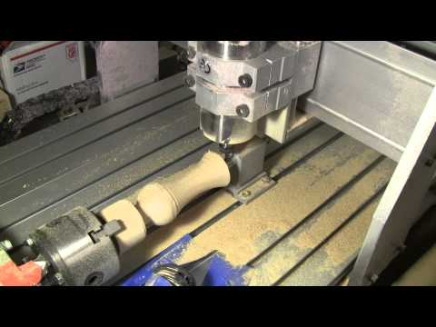 4 AXIS CNC 6040 ROUTER ENGRAVER DRILLING AND MILLING 3/5