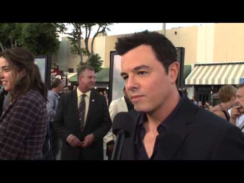 A Million Ways to Die in the West: Director Seth MacFarlane Red Carpet Premiere Interview