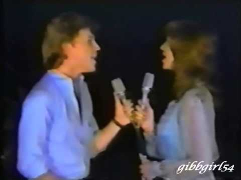 Andy Gibb & Victoria Principal  All I Have To Do Is Dream 2
