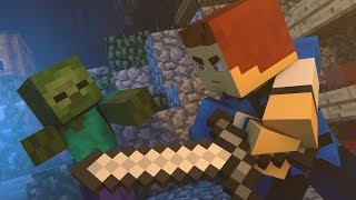 "♪ ""Fighting For Love"" - A Minecraft Parody of Waiting For Love By Avicii (Music Video)"