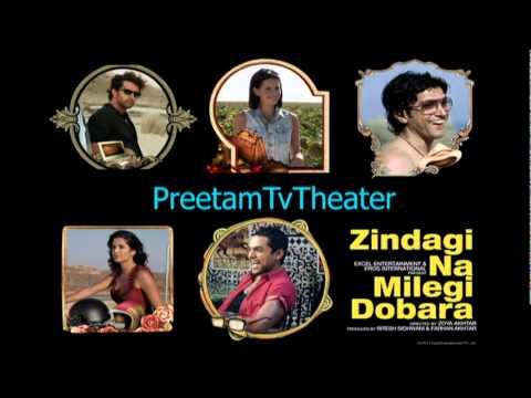 Toh Zinda Ho Tum (Exclusive Full Song) Zindagi Na Milegi Dobara...