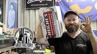 THE SKID FACTORY - [QUICK TECH] What's Inside a Torque Converter?