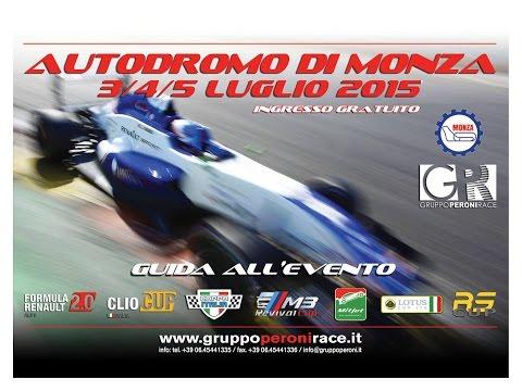 Gruppo Peroni Racing weekend - Monza - Sunday 05/07/2015