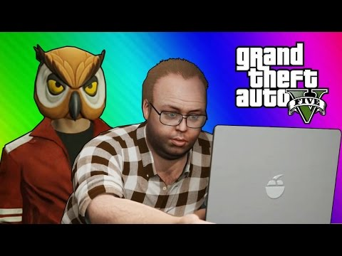Gta 5 Heists #4 - The Bank Robbery (gta 5 Online Funny Moments) [part 2]