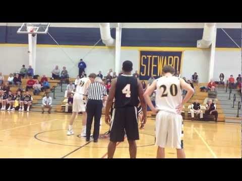 Jackson White 6-8 F, Class of 2014, The Steward School (Junior Year)