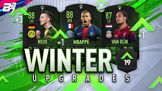 WINTER UPGRADES ARE COMING! RATINGS REFRESH! | FIFA 19 ULTIMATE TEAM