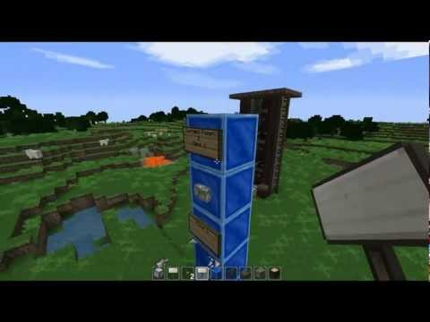 Bukkit Plugin Tutorial: Lift - Simple Elevator Plugin