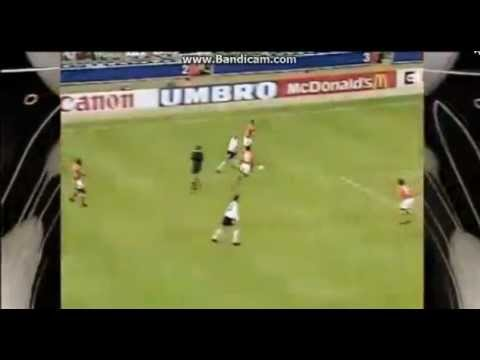 Shearer 2nd Goal V Holland Euro 1996