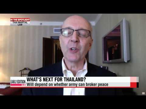 Thailand under martial law: Analysis