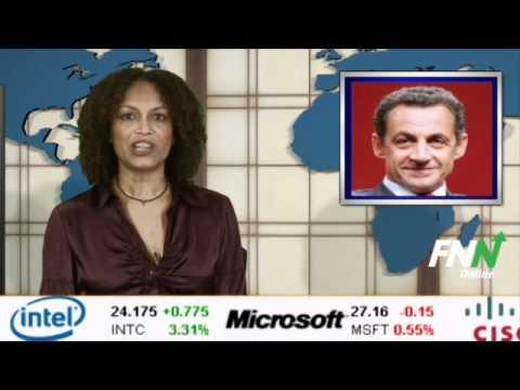 Sarkozy Says Bailout Fund Talks at an Impasse