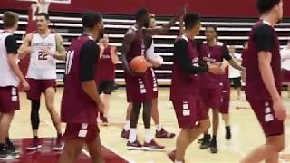 HIGHLIGHTS | Men's Basketball Practice | Oct. 10, 2018