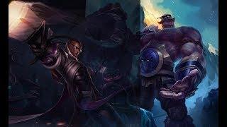 League of Legends: Braum Adventures #1: Luceris as Lucian ADC