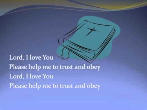 Trust and Obey - Big Daddy Weave