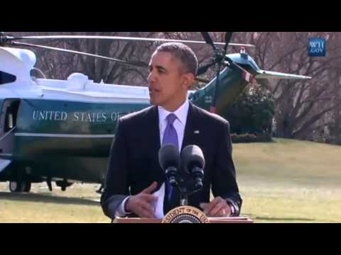 More US Sanctions Against Russia- Full Obama Statement