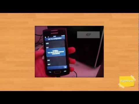 Flasher un Samsung Wave 3   HighPhone