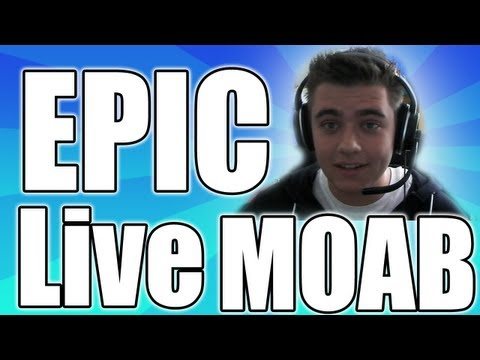 MW3 - Epic Live MOAB! Tips and Tricks (Modern Warfare 3 live MOAB)