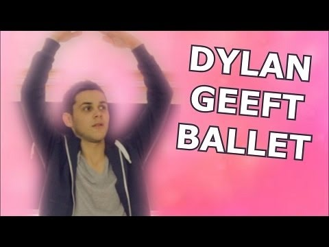 DYLAN GEEFT BALLET! [Reactievideo #30]
