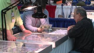 CoinWeek Classic: Cool Coins & Currency Whitman Baltimore March 2013. VIDEO: 10:55.