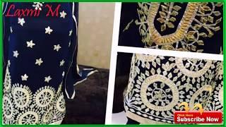 Indian Dresses   Neck design   punjabi dress