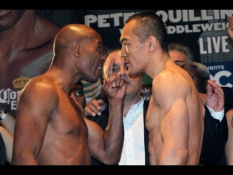 Weigh-In Live: Hopkins vs. Shumenov - SHOWTIME Boxing