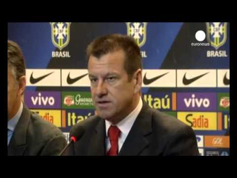 Brazil: Dunga appointed as manager for national team
